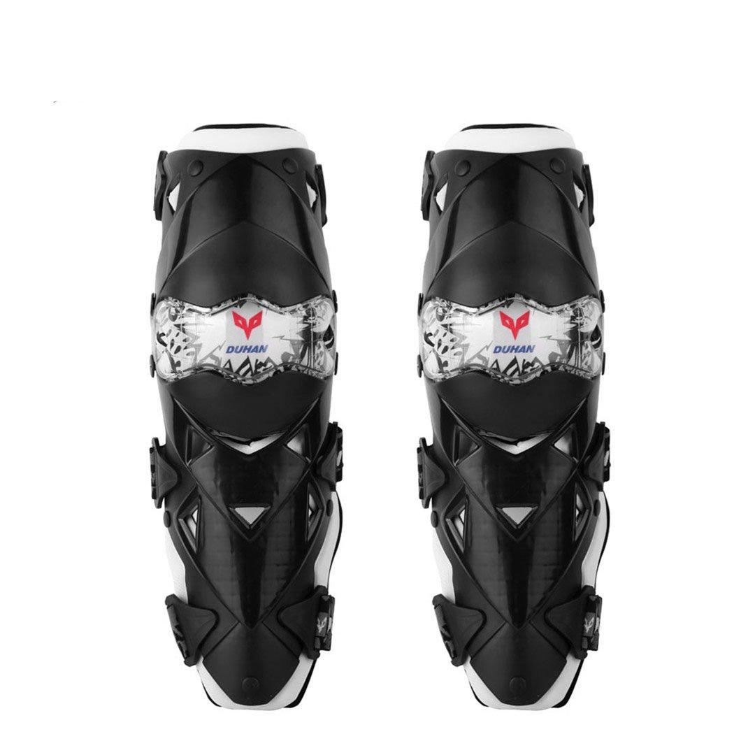 TRANNOH Ginocchiere Moto Protezioni ginocchio Motocross Moto Protezioni ginocchio Protezioni Motocross CE Omologate Racing Blue