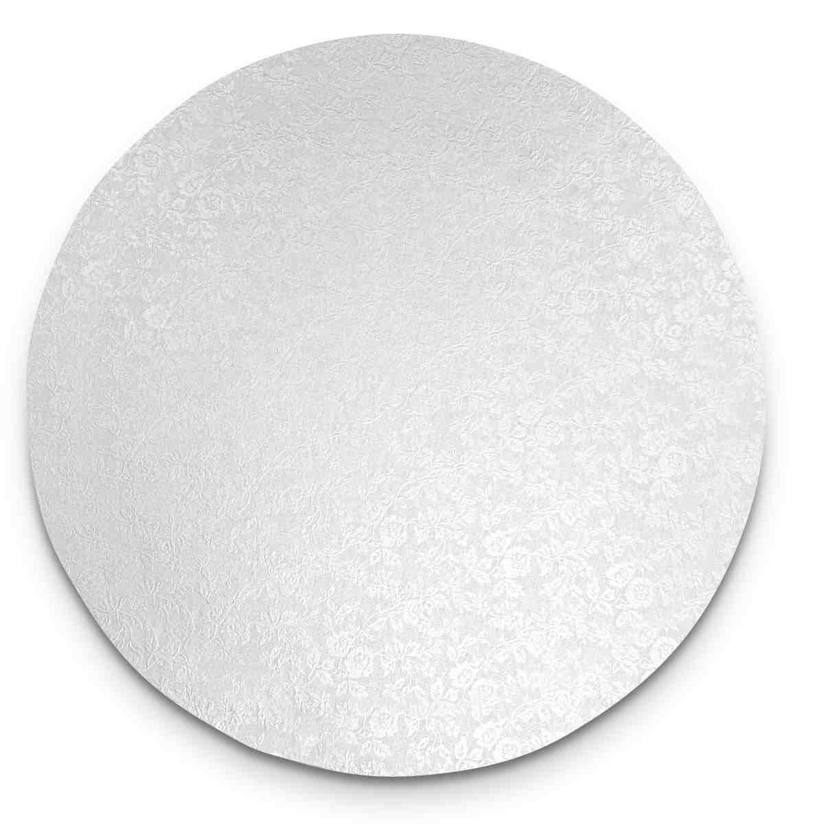 Städter 900028, Cake Board, bandeja redonda para tartas, Plástico, Blanco, 30 x 30 x 1.2 cm: Amazon.es: Hogar