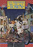 img - for All Through the Town: Level 1 (World of Reading) book / textbook / text book