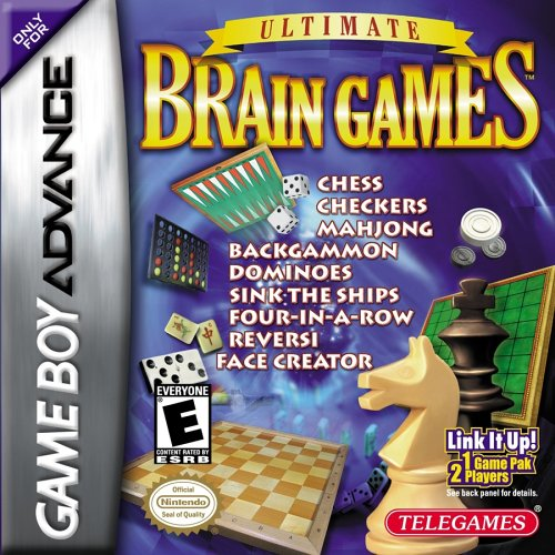 Ultimate Brain Games ()