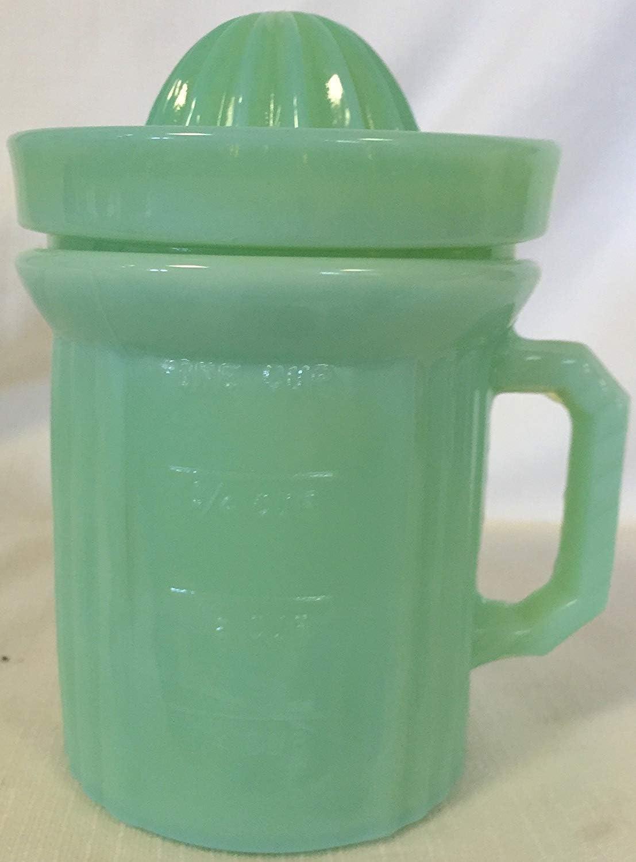 Measuring Cup w/Reamer - American Made (Jade)