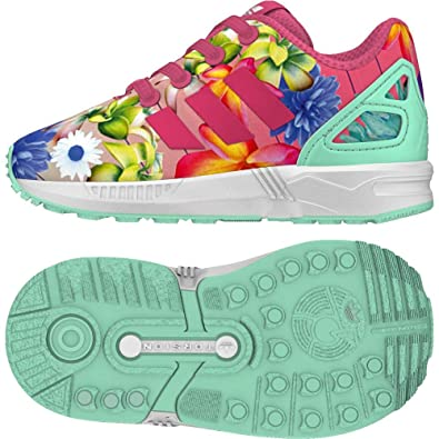 d4082349b97769 adidas Unisex-Kinder Zx Flux Fitnessschuhe  Amazon.de  Schuhe ...