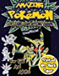 Amazing Pokemon Coloring Book For Kids and Adults: 40 Designs of Best Pokemons using patterns, swirls, mandalas, flowers and leaves on Black Paper. (Unofficial Nights Edition) (Volume 1)