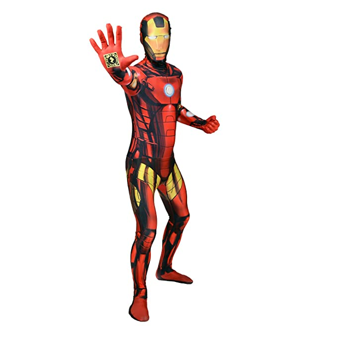 Large Iron Man Zapper Official Morphsuit