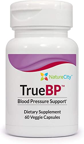 True-BP Blood Pressure Support MegaNatural-BP 80mg 16 Oleuropein