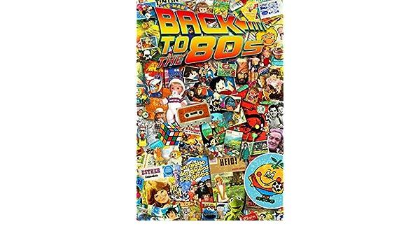 Back To The 80: Cuaderno Vuelta a los 80 | 110 páginas en blanco | diseño retro o vintage: Amazon.es: NOTEBOOKS, UMMO: Libros en idiomas extranjeros