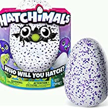 Hatchimal Draggle purple/blue