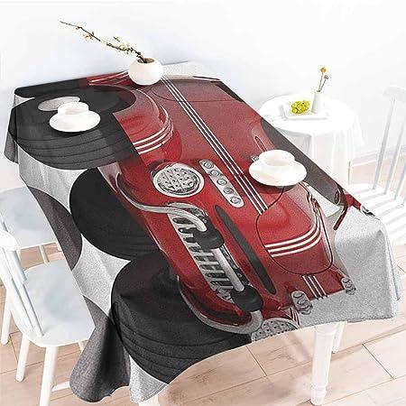 familytaste Coches, Mesa de Fiesta Estilo 3D para Coche ...