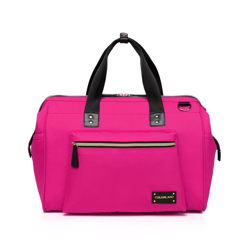 COLORLAND CLD-TT190-H Zera Tote Baby Changing Bag