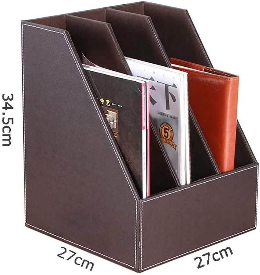 Gift 24 Options Document Office Organiser Home Color : Q Office File Cabinets Leather Office Set,for Hotel