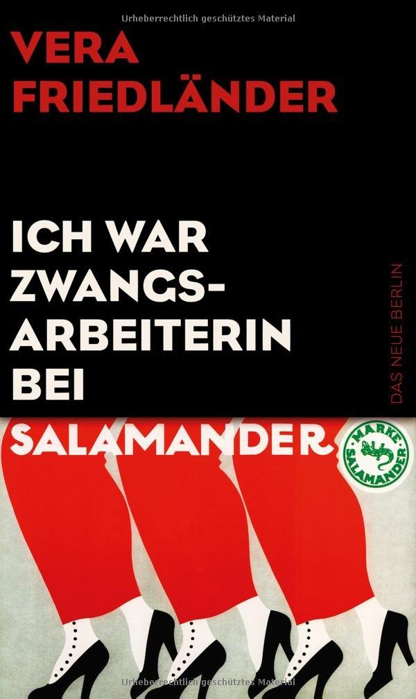 Ich War Bei Salamander Amazonde Vera Friedlnder Bcher With Salamander Kche  Gebraucht.