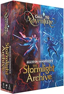 Brotherwise Games Call to Adventure: The Stormlight Archive