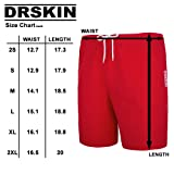 DRSKIN Quick Dry Sports Running Shorts Men