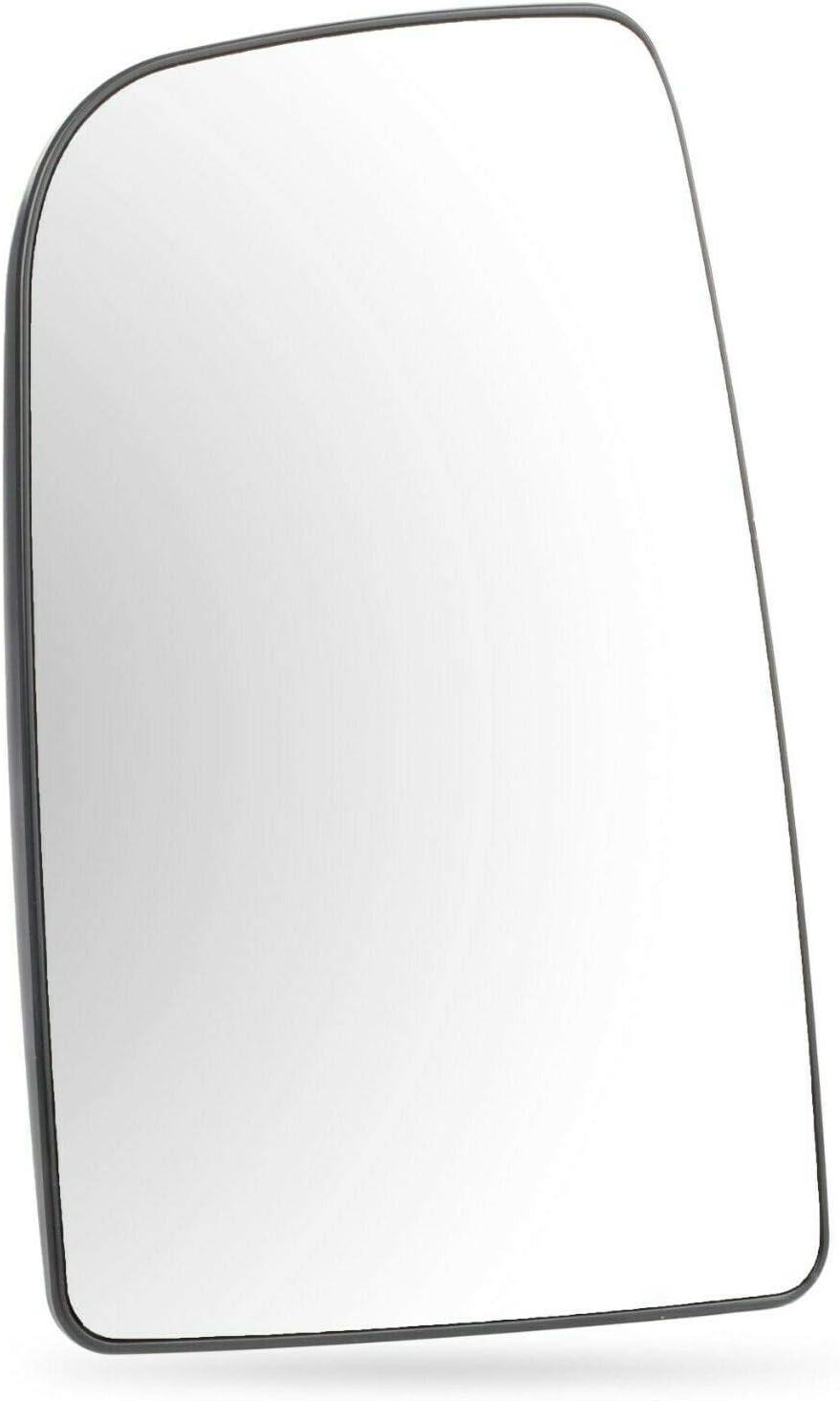 Seitenspiegel Au/ßenspiegel Glas Spiegelglas Links Fahrerseite f/ür Sprinter 2006 Crafter 2005