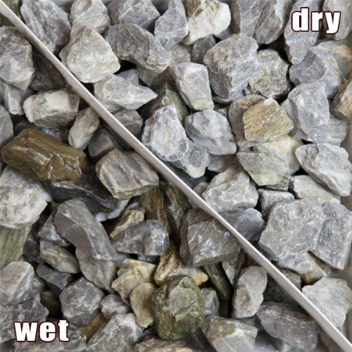 白砕石 13-20mm 20kg(13.3L)×30袋セット 【600kg】【S-20】【5号砕石】 B00BF66YJE 600kg  600kg