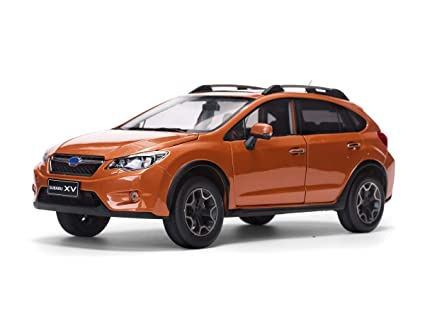 Subaru Car Models >> Amazon Com 2014 Subaru Xv With Sunroof Tangerine Orange 1