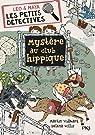 Léo et Maya les petits détectives, tome 3 : Mystère au club hippique par Widmark