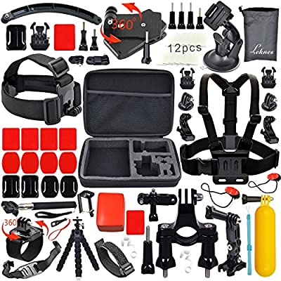 Accessories Bundle kit for GoPro Hero 4 3+ 3 2 1camera