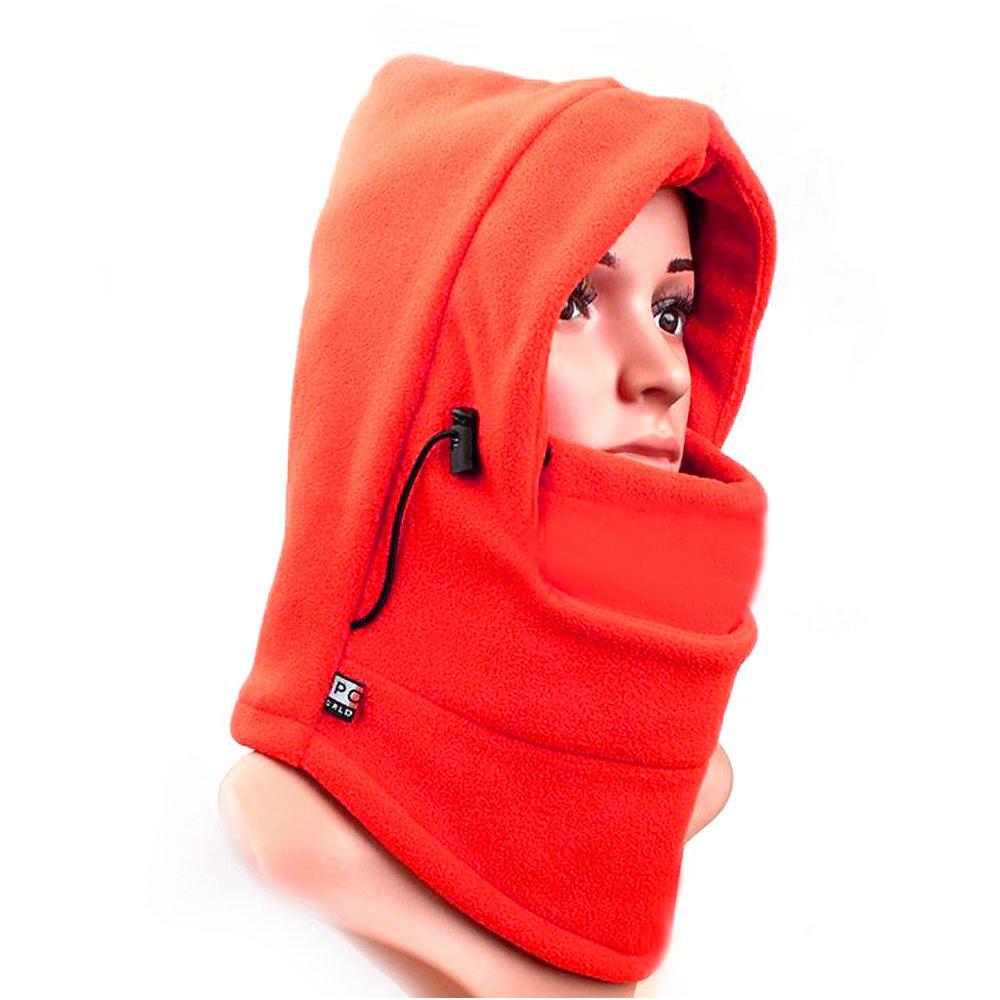Thicken Warm Fleece Mask Balaclava Full Face Cover Winter Ski Riding Windproof Outdoor Sports Mask Beanie Hat Cap Black Elisona