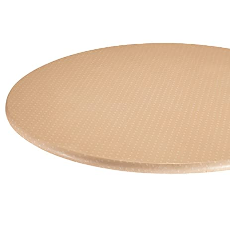 miles kimball original elasticized vinyl table cover