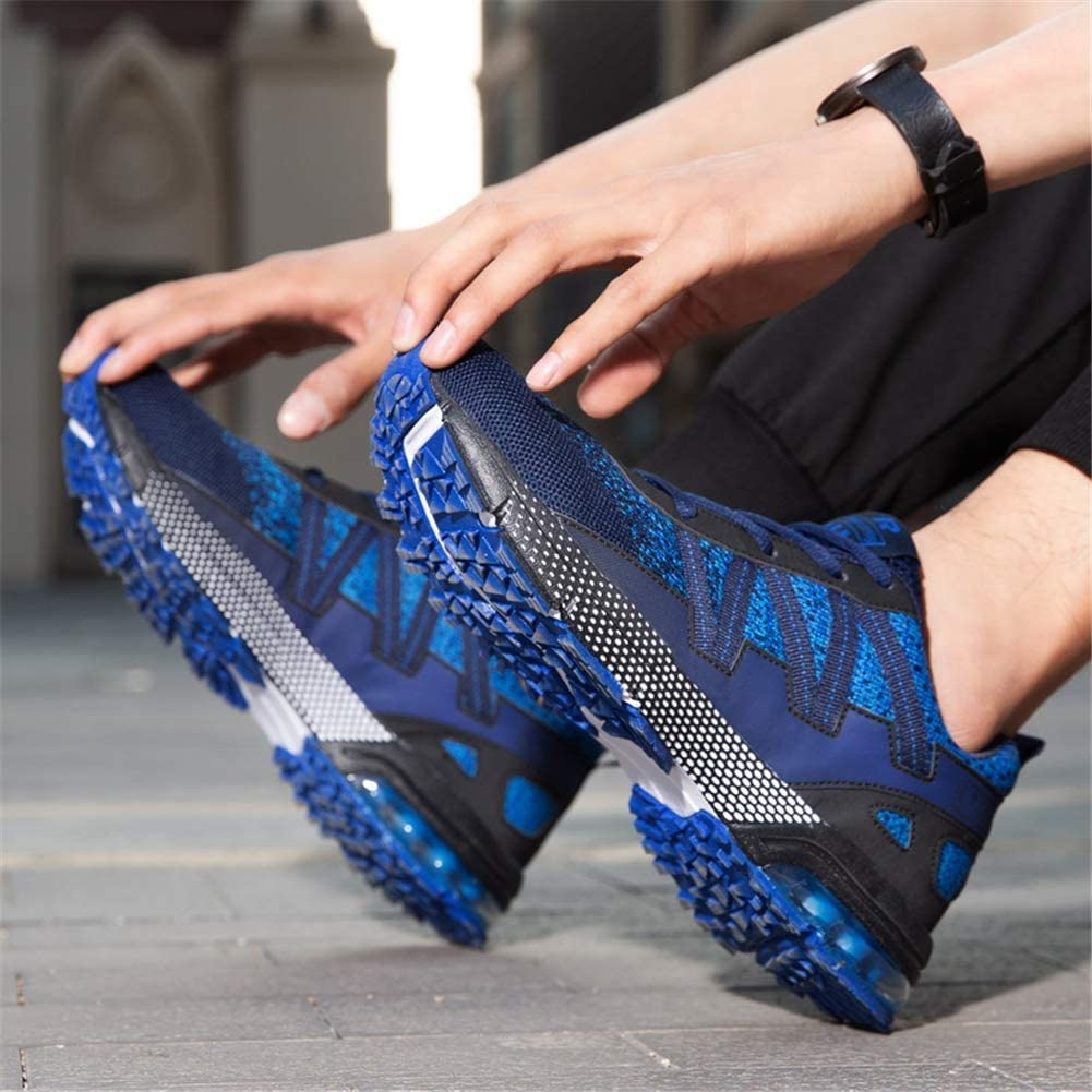 Chaussures de Course Running Sports Respirante Course Sneakers Hommes Femme Gym athl/étique Outdoor Casual Running Confortable L/éger