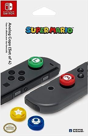 HORI - Grips Mario (Nintendo Switch): Amazon.es: Videojuegos
