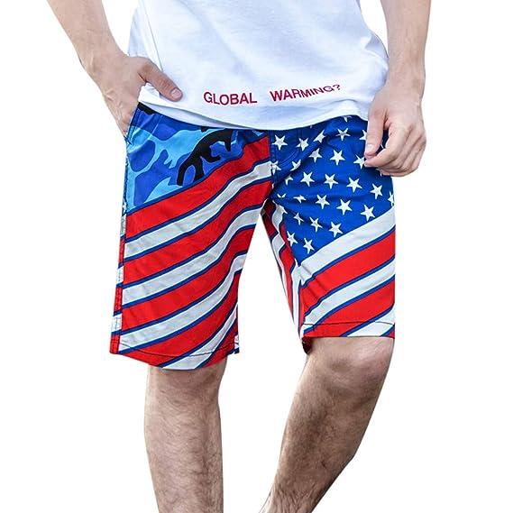 Subfamily Bañador Estampado Beach Shorts Pantalon Corto Deporte ...
