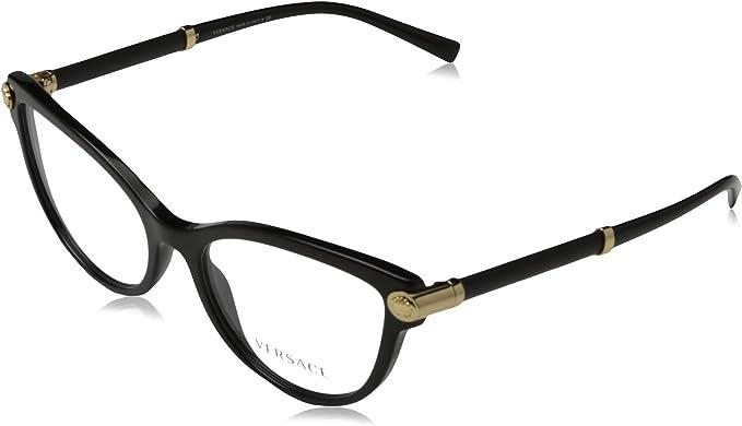VE3270Q-GB1-54 Versace V-ROCK VE3270Q Eyeglass Frames GB1-54