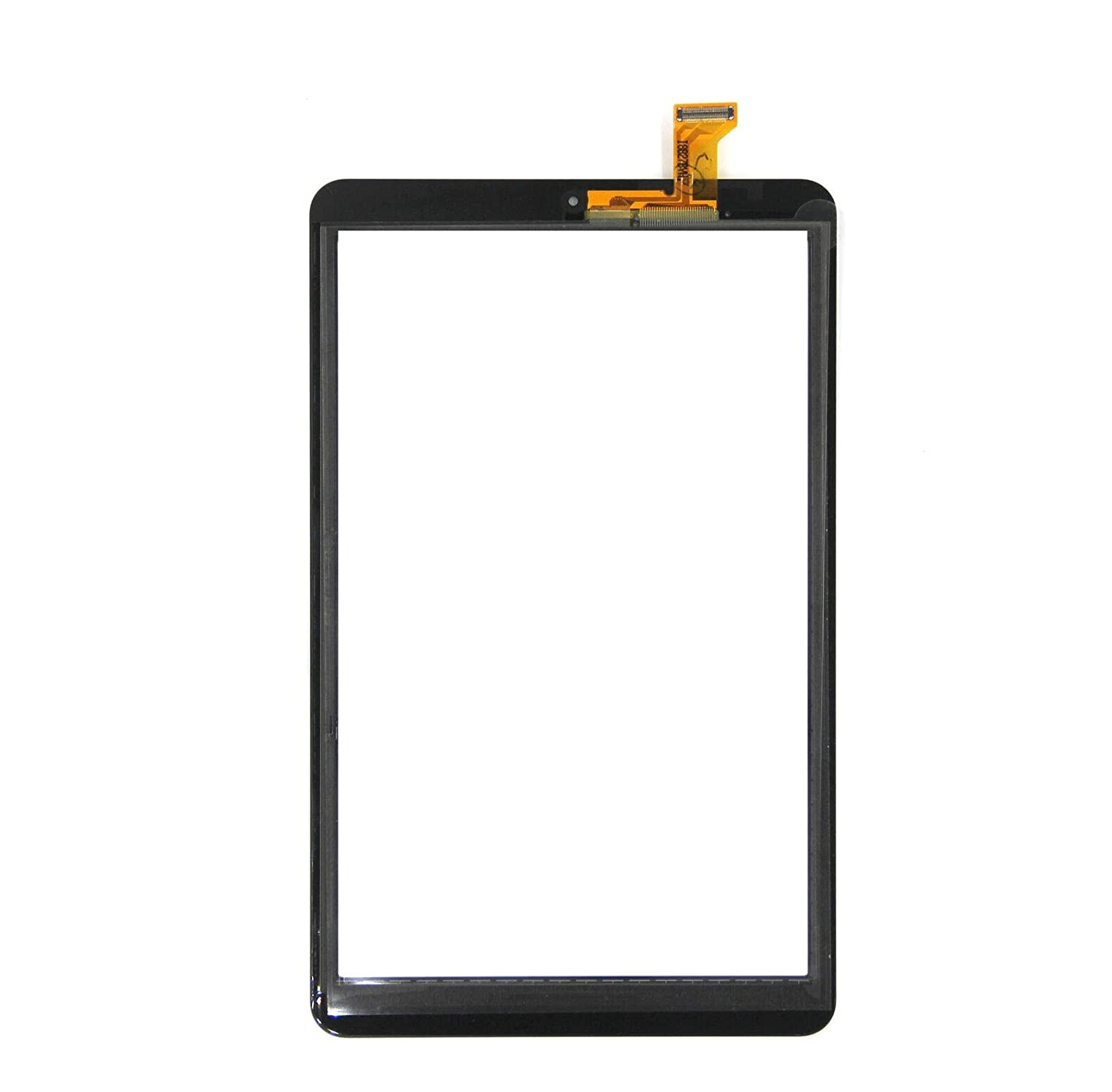 No LCD BESTeck Compatible for Samsung Galaxy Tab A 8.0 T387 SM-T387P SM-T387V T387A Digitizer Touch Screen