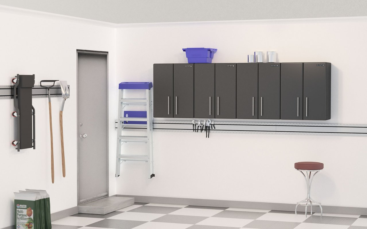 Ulti-MATE Garage 4-Piece Wall Cabinet Kit by Ulti-Mate