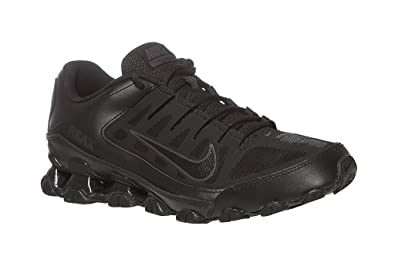 303b12af8019 Nike - Reax 8 TR Mesh - 621716001 - Color  Black - Size  7.5