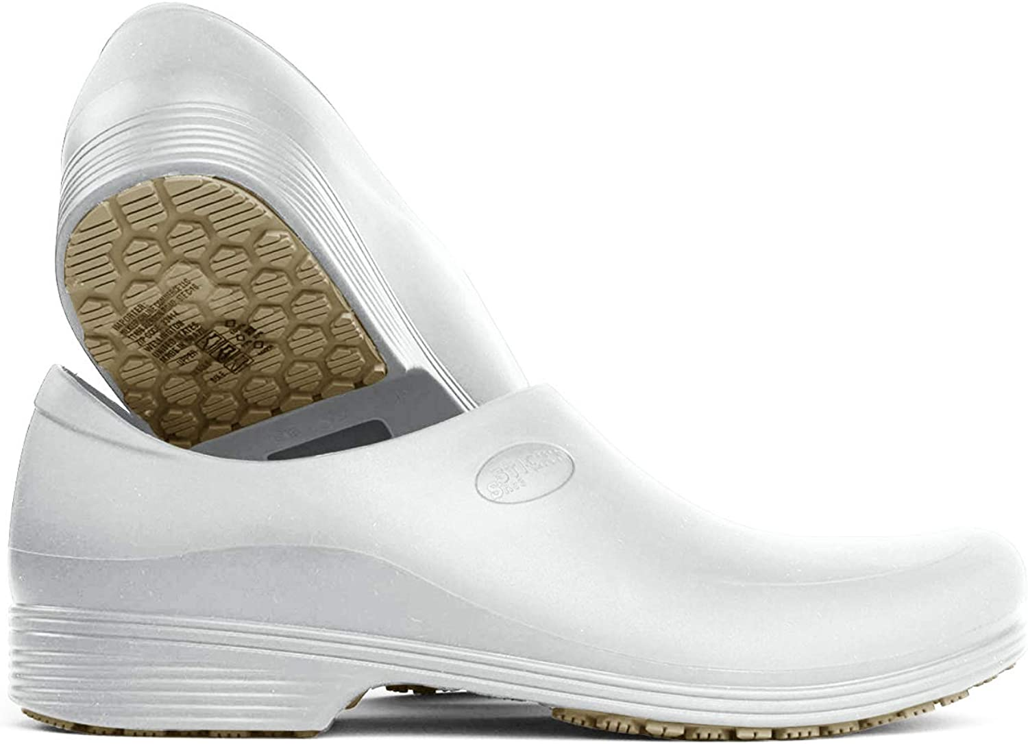 Comfortable Work Shoes for Men Shoes Medical Shoes Chef Shoes StickyPRO Waterproof Slip Resistant