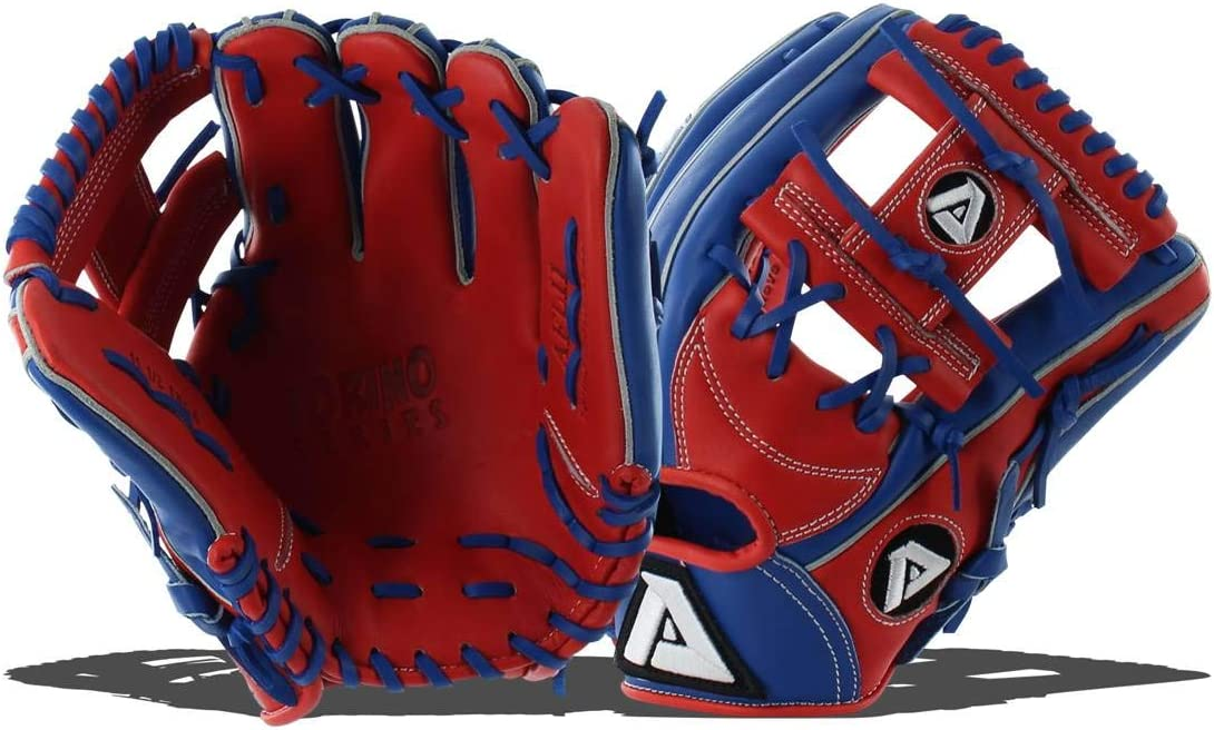 Image of Akadema AFL-11 Funnel Series 11.5 Inch Infield Baseball Glove Infielder's Mitts