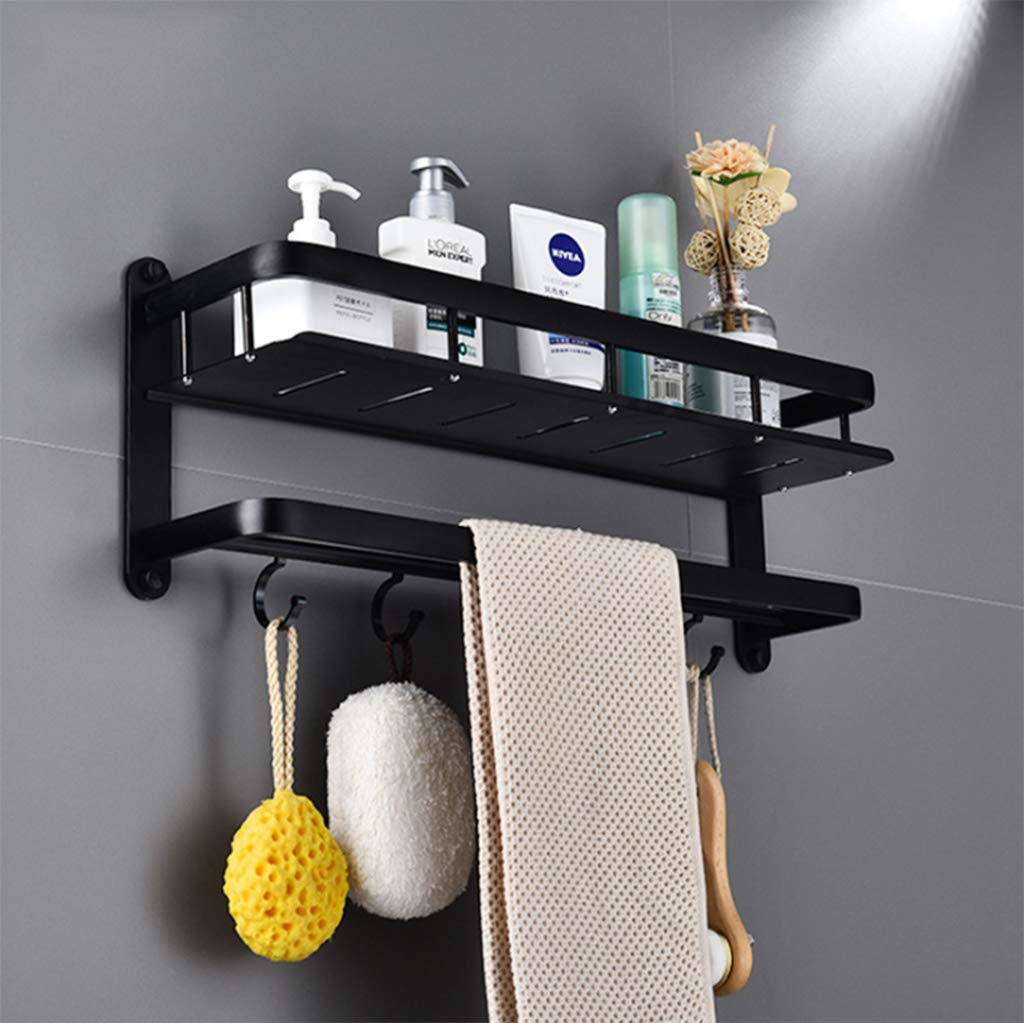 GXF Bathroom Towel Rack Hotel Rack Wall Hanging