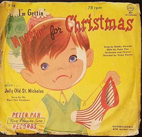 Nuttin For Christmas.Bobby Stweart With The Peter Pan Orchestra And Chorus