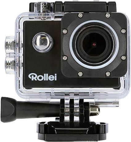Rollei Actioncam 540 Wifi Actionkamera Mit 4k Kamera