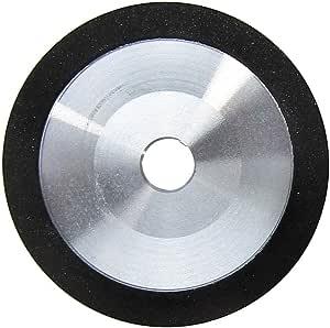 Eastar Disque Circulaire de meule diamant/ée de 50 mm pour aff/ûteuse de Fraises en Acier au tungst/ène