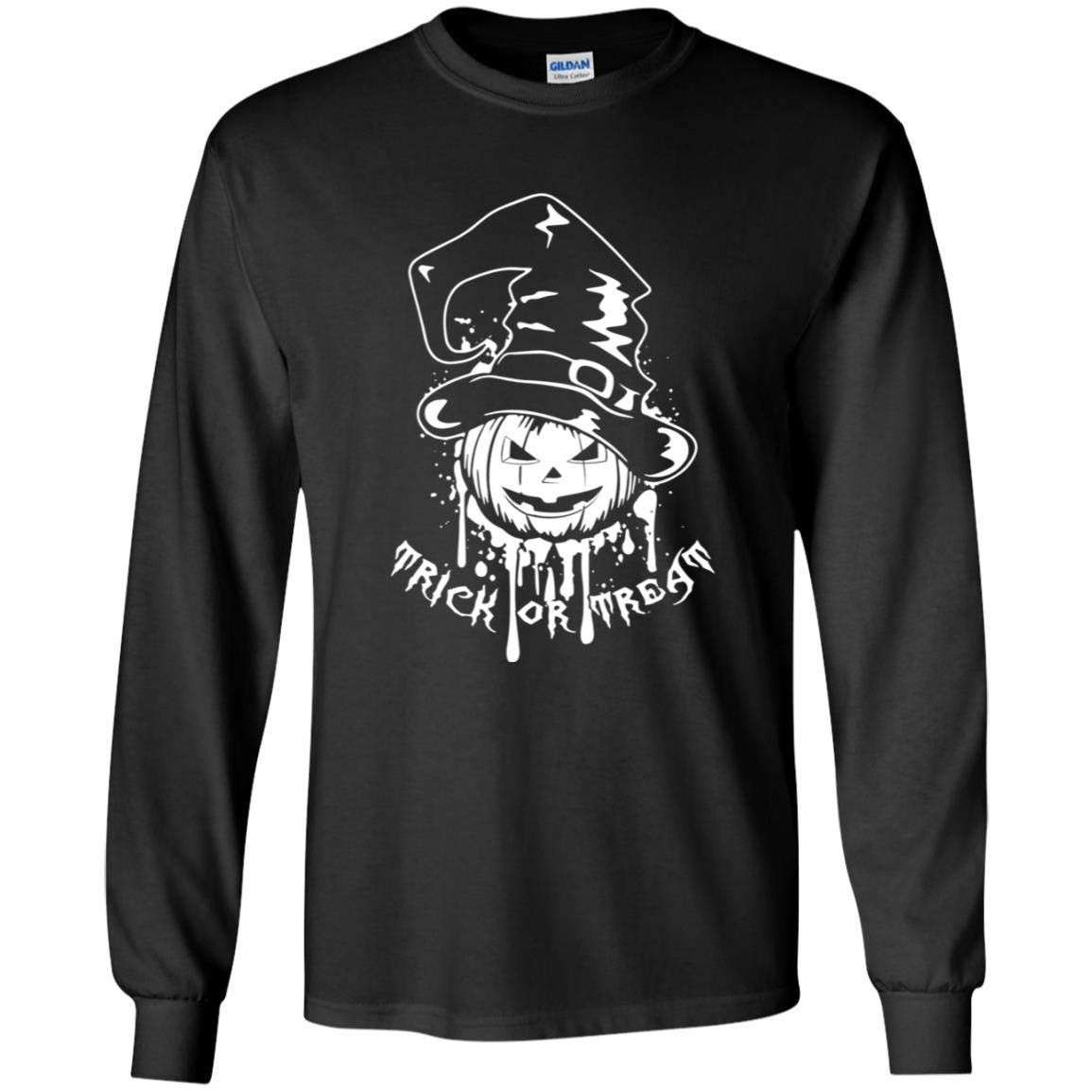 Let S Go Trick Treat Down Main Street T Shirts Halloween Funny Graphic Tee Top