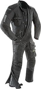 Joe Rocket 1370-4003 Survivor Men's Textile Touring Suit (Black, Medium)
