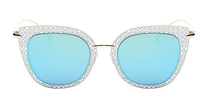 Skudy Gafas de sol marco de metal, gafas de sol, estilo ...