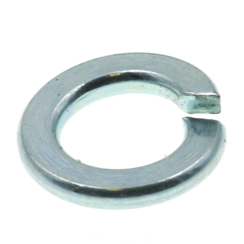 Prime Line 9081832 Medium Split Lock Washers #6 Zinc Plated Steel 100 Pack