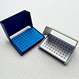 2pcs Dental Burs Holder 58-hole Autoclavable