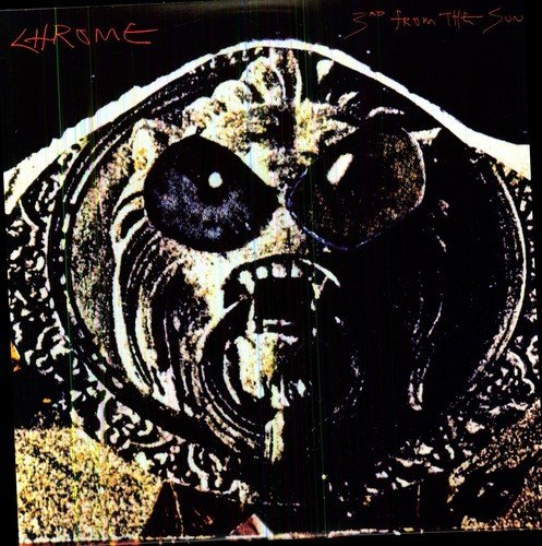 Vinilo : Chrome - 3rd from the Sun (Limited Edition, Reissue)
