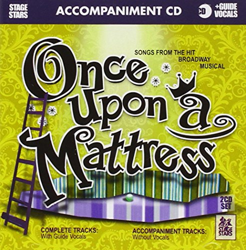 Price comparison product image Once Upon A Mattress Karaoke / Accompaniment CD