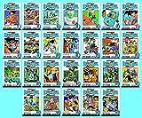 Dragon Ball Z (Vol 1 - 26) English Manga Graphic Novels Set