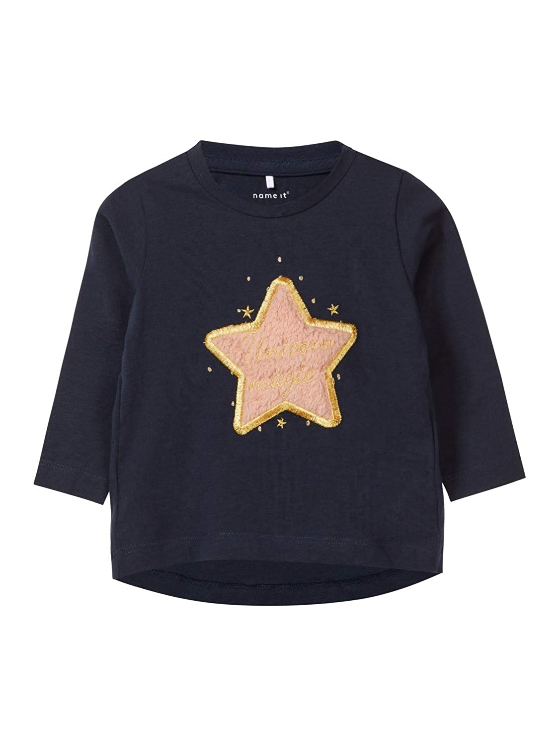 Name It Baby Girls' Nbfreal Ls Long Sleeve Top 13159478