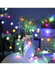 Bauhaus Baumarkt Weihnachtsbeleuchtung.Lichterketten Für Innenräume Amazon De