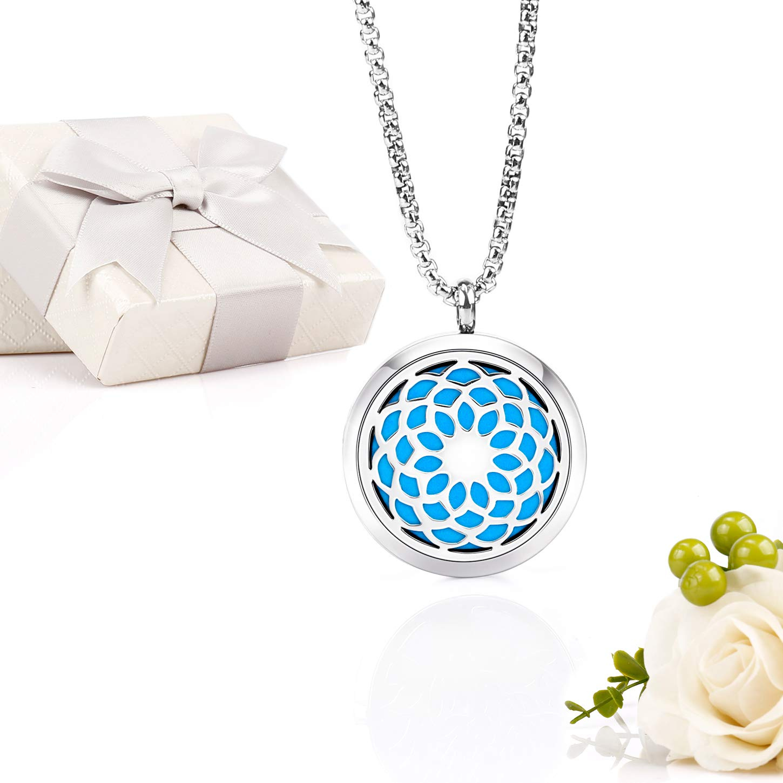 Amazon.com: Essential Oil Diffuser Aromatherapy Necklace