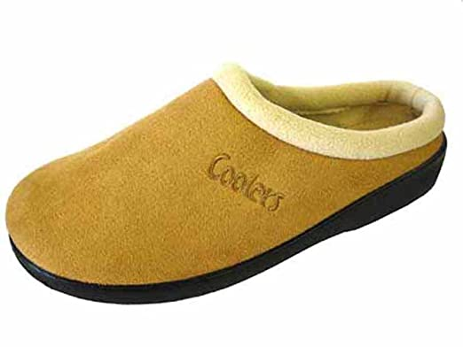 e2a78639ad54a Women's Coolers Navy/Burgundy/Beige Mule Clog Slippers Sizes 4-8 (4