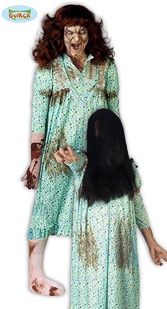Guirca- Vestito da Esorcista Donna Taglia M m 84746 Multicolore